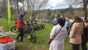 Accueil groupe trottinette afterwork